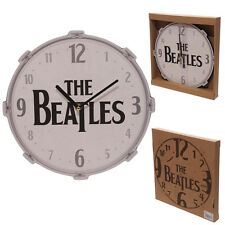 HORLOGE MURALE THE BEATLES LICENCE