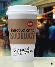 Introduction to Sociology by George Ritzer (Paperback) w/Access Code