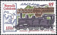 New Caledonia 2004 Trains/Railways/Rail/Steam Locomotive/Transport 1v (n31706)