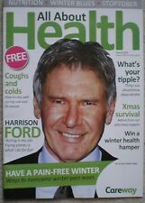 Harrison Ford – All About Health magazine