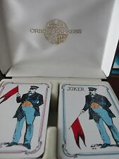Boxed Venice Simplon Orient-Express Playing cards