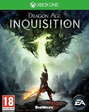 Dragon Age: Inquisition (Microsoft Xbox One, 2014) New & Sealed