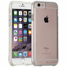 Genuine CaseMate iPhone 6S 6 Tough desnudo PLUS PLUS & Funda | Borrar