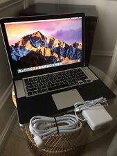 "Beautiful Apple MacBook Pro 15"", QuadCore i7, 16GB, 1TB Solid State Hybrid!"