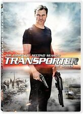 Transporter: Series Season 2 DVD