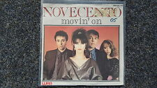 Novecento - Movin' on 7'' Single SUNG IN ENGLISH Germany