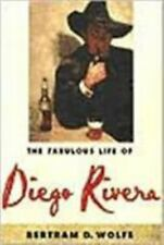The Fabulous Life of Diego Rivera-ExLibrary