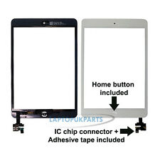 White Touch Glass Digitizer Screen Replacement For iPad Mini 3g A1432 A1455 UK