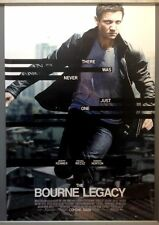 Cinema Poster: BOURNE LEGACY 2012 (Main One Sheet) Jeremy Renner Rachel Weisz