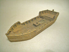 Shore Sailboat Unpainted Resin Thomarillion Miniature Terrain Dwarven Forge D&D