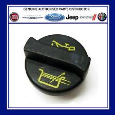 Genuine New oil filler cap Fiat  500 Grande Punto Evo Panda 1.2 8v 71740676