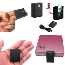 Mini GSM SIM Card N9 2-Way Auto Answer & Dial Audio Voice Monitor Camera DV F7