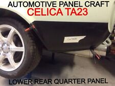 TOYOTA CELICA TA23 LOWER REAR QUARTER PANEL