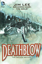 US Comic DEATHBLOW DELUXE EDITION HC Jim Lee Brandon Choi Tim Sale DC englisch