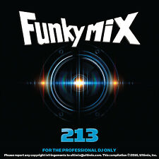 Funkymix 213 CD Maroon 5 Hip Hop DJ Remix CD For DJs Only Promo