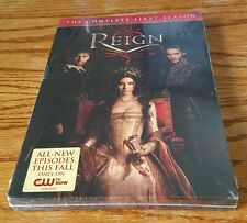 Reign: The Complete First Season (DVD) 1 1st CW tv show historical NEW