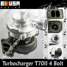 T70  Turbo charger T70 T3 .70 A/R  Stage III 500+HP 4 BOLT flange