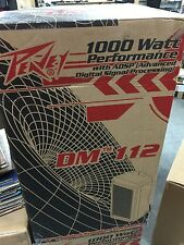 "Peavey Dark Matter DM 112 12"" Powered Speaker"