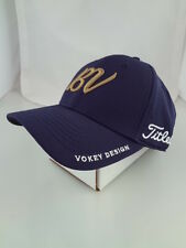 NEW VOKEY WEDGES A-FLEX CAP HAT – NAVY - S/M