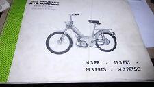 Catalogue pieces détachées motobecane/motoconfort - cyclomoteur