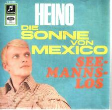 "7"" Cover Heino Die Sonne von Mexiko / Seemannslos (Only Cover) EMI 60`s"