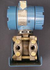 Rosemount Fluid Filled Isolater Pressure Gauge Class I,Div I,Groups B,C,D 4-20MA
