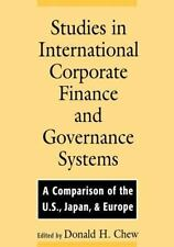 Studies in International Corporate Finance and Governance Systems: A C-ExLibrary