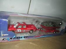 truck nitro speed Boat trailer bass dale jr 8 action Racing mercury 1/43