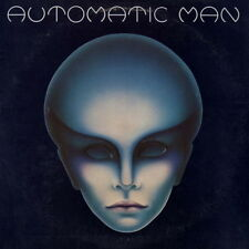 """12"""" Automatic Man Same (My Pearl, Right Back Down) 70`s Island Records Rock"""