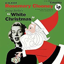 Rosemary Clooney Irving Berlin's White Christmas CD Holiday Music