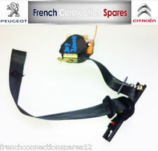 PEUGEOT 307 3 DOOR HATCHBACK FRONT SEAT BELT LEFT HAND SIDE