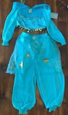 DISNEY STORE EXCLUSIVE PRINCESS JASMINE COSTUME 9/10 Never Worn/Original Tag