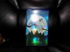 E.T. The Extra-Terrestrial (VHS, 2002, 20th Anniversary Limited Edition Clamshel