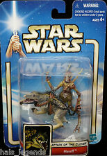 Star Wars Attack of the Clones MASSIFF w/GEONOSIAN HANDLER New!