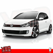 Vw Golf Gti Interlagos Stickerbomb Hoja (vehículo wrap/cast Vinilo) @ 1m X 1m vw/jdm