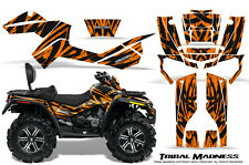 CAN-AM OUTLANDER MAX 500 650 800R GRAPHICS KIT CREATORX DECALS STICKERS TMO