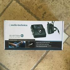 NEW Audio-Technica System10 ATW-1501 Stompbox Digital Guitar Wireless Microphone