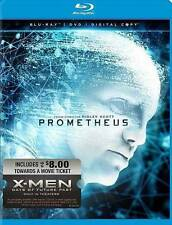 Prometheus (Blu-ray/DVD, Includes Digital Copy; UltraViolet) With SLIPCOVER!!!