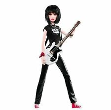 Joan Jett Barbie NRFB Ladies of the 80's