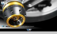DIMOTIV Rear Axle Slider-AD for BMW R1200GS LC 2013~2015