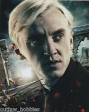 Tom Felton Harry Potter Autographed Signed 8x10 Photo COA