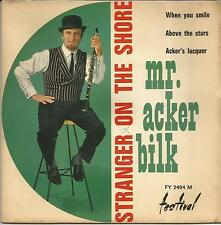 MR ACKER BILK Stranger on the shore FRENCH EP FESTIVAL