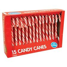 120 x Christmas Tree Peppermint Candy Canes Decoration Sweets Stocking Box Gift