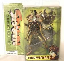 2005 McFarlane Toys Spawn Regenerated Lotus Warrior Angel Action Figure