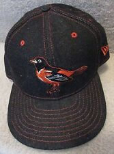 MLB Baltimore Orioles Dark Denim New Era Baseball Hat Cap Med/Large Great Design