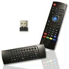 Air Mouse 2.4g WIRELESS TELECOMANDO REMOTE Komando PER PC TV BOX TABLET