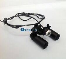 5X Sport Frame Kepler Binocular Medical Surgical Loupes with LED Headlight