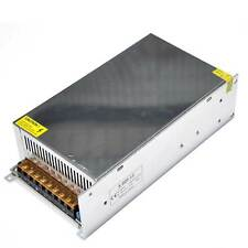 Universal Regulated Switching Power Supply 12V 50A 600W For Driver Light strip