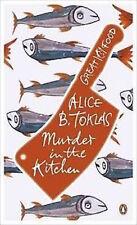 ALICE B TOKLAS ___ MURDER IN CUCINA __ NUOVO __ SPEDIZIONE POSTALE GRATIS UK