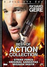 3 Filme - Mission Death, Original Gangstas, Strike Force u.a mit Richard Gere